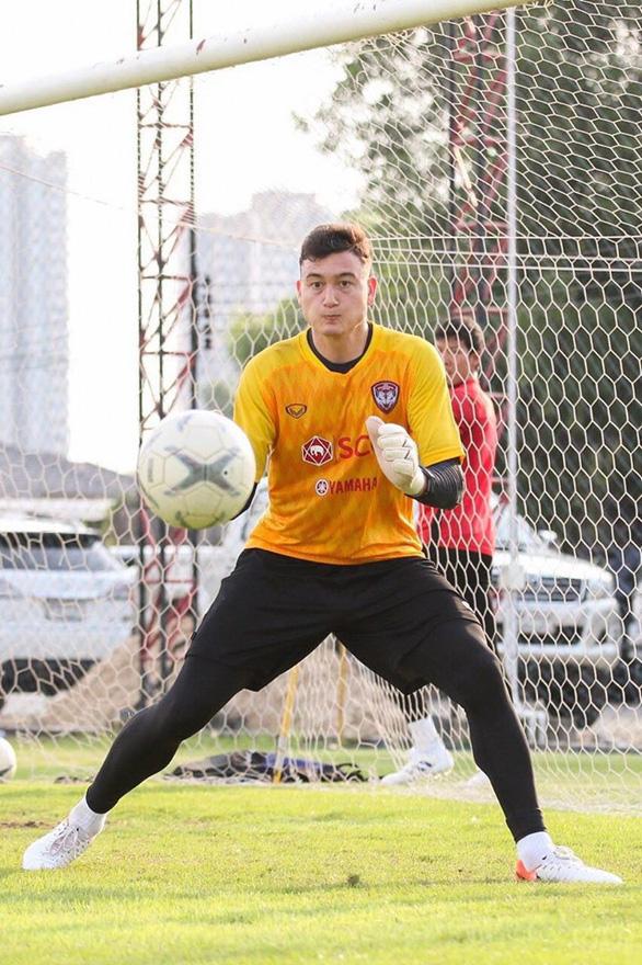 Kings Cup 2019: Hồi hộp với người gác đền của tuyển Việt Nam - Ảnh 1.
