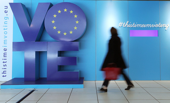 Bầu cử nghị viện: ba thách thức của EU - Ảnh 1.