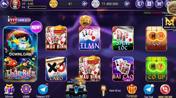 Đánh sập đường dây đánh bạc online ngàn tỉ - Ảnh 2.