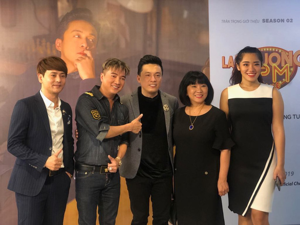 Lam Trường muốn trở thành blogger du lịch - Ảnh 2.