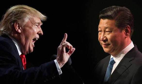 Vỏ quýt Trung Quốc gặp phải móng tay nhọn của ông Trump - Ảnh 1.