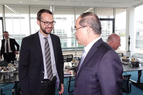 Frankfurt sẵn sàng hỗ trợ TP.HCM xây dựng trung tâm tài chính - Ảnh 2.
