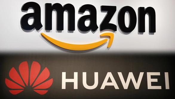 Amazon Nhật Bản ngừng bán smartphone, máy tính bảng... Huawei - Ảnh 1.