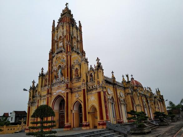 Nói về nhà thờ Bùi Chu, UNESCO bất ngờ sự quan tâm của người Việt với di sản - Ảnh 4.