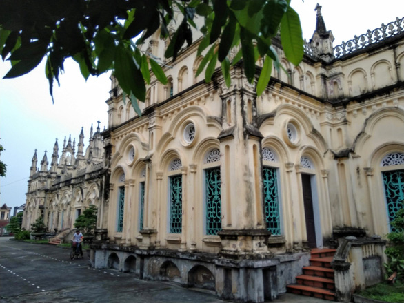 Nói về nhà thờ Bùi Chu, UNESCO bất ngờ sự quan tâm của người Việt với di sản - Ảnh 6.