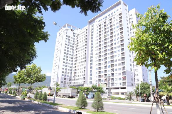 Chung cư cao cấp Thượng đỉnh chưa được phép đã bán căn hộ - Ảnh 1.