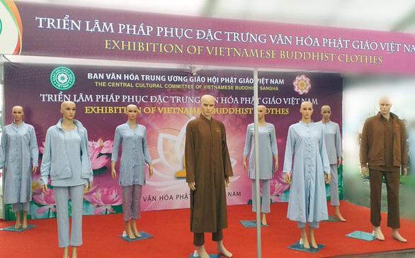 Pháp phục Nguyên Dung được đông đảo Phật tử toàn quốc đón nhận - Ảnh 2.