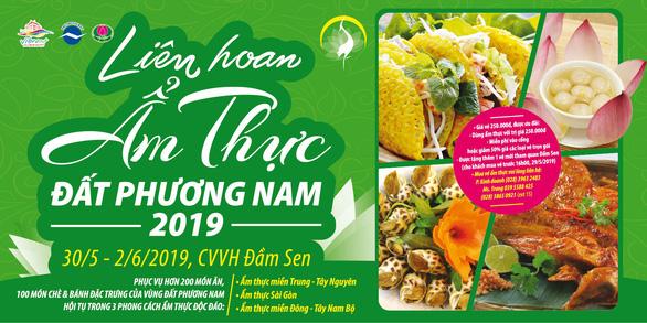 Liên hoan ẩm thực hot nhất mùa hè 2019 tại Đầm Sen - Ảnh 1.