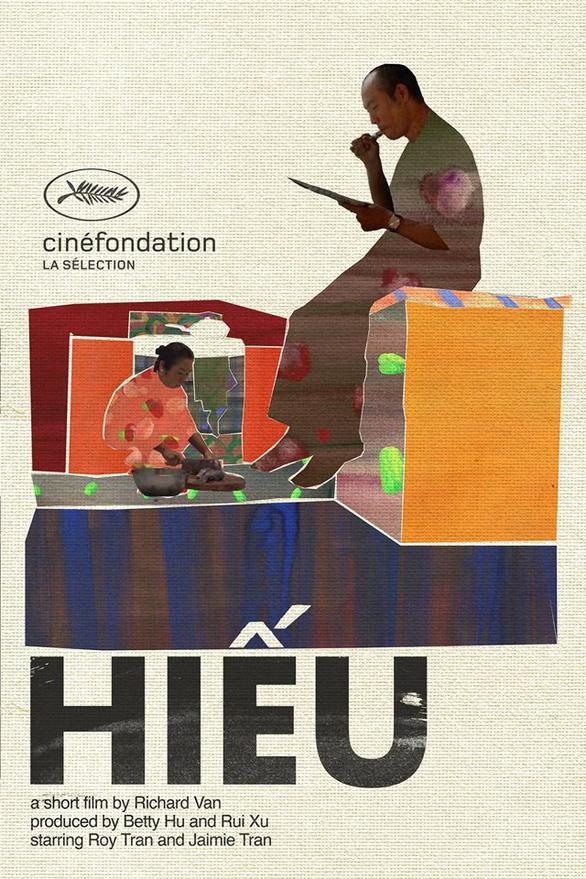 Hiếu của nhà làm phim gốc Việt nhận thưởng ở Cannes - Ảnh 1.