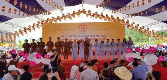 Pháp phục Nguyên Dung được đông đảo Phật tử toàn quốc đón nhận - Ảnh 3.