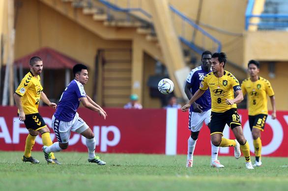 VPF điều chỉnh lịch thi đấu V-League vì Hà Nội FC và Becamex Bình Dương - Ảnh 1.