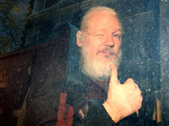 Mỹ truy tố nhà sáng lập Wikileaks 17 tội danh mới - Ảnh 1.