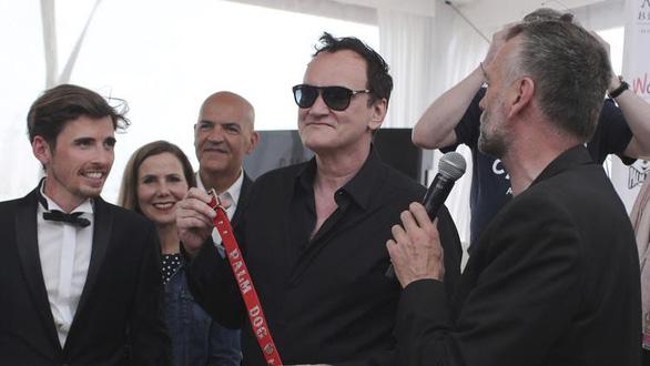Cô chó pitbull trong phim của Quentin Tarantino đoạt Cành cọ vàng - Ảnh 1.
