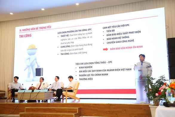 Ninh Thuận muốn thành trung tâm năng lượng tái tạo của cả nước - Ảnh 1.
