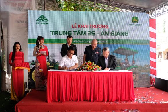 TTC Sugar khai trương trung tâm 3S - An Giang - Ảnh 2.