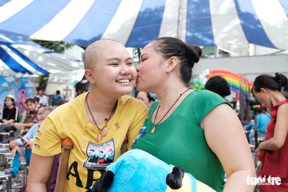Bệnh nhi ung thư sôi nổi cùng ngày hội Những điều thần tiên - Ảnh 6.