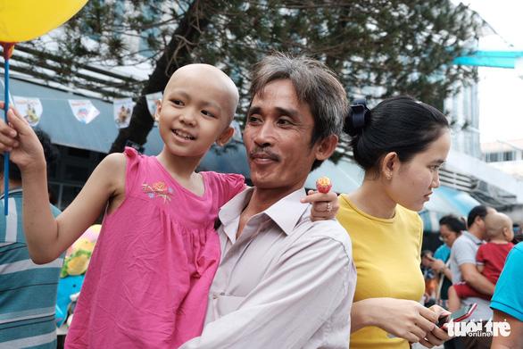 Bệnh nhi ung thư sôi nổi cùng ngày hội Những điều thần tiên - Ảnh 11.