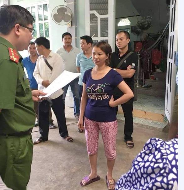 Khởi tố, bắt tạm giam mẹ nữ sinh giao gà bị sát hại ở Điện Biên - Ảnh 1.