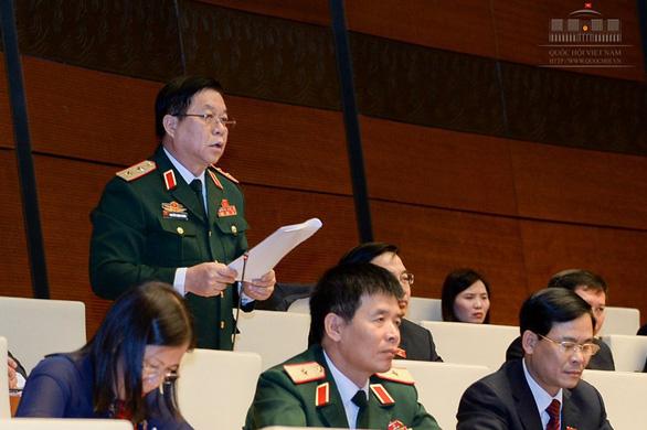 Thượng tướng Nguyễn Trọng Nghĩa: Quân đội xử sai phạm đất đai không vùng cấm - Ảnh 3.