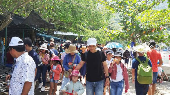 Phát triển du lịch Cù Lao Chàm bền vững - Ảnh 1.