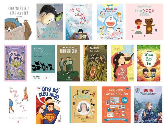 Đọc xuyên mùa hè với sách của Kim Đồng - Ảnh 1.