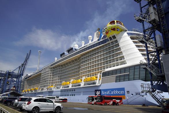 Hãng tàu Mỹ xin xây cảng tàu khách quốc tế ở Vũng Tàu - Ảnh 1.