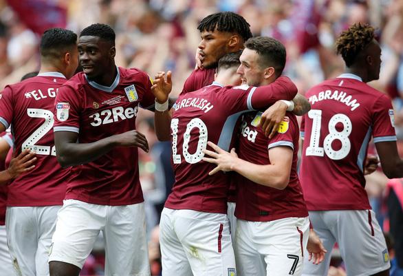 Aston Villa giành suất cuối cùng dự Premier League - Ảnh 1.