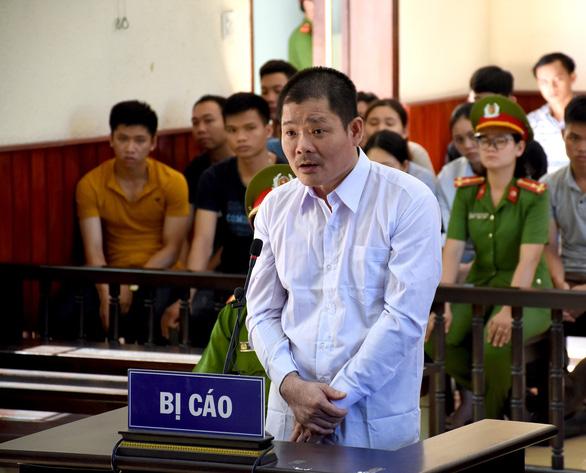 Qua Campuchia mua súng, đạn về chuẩn bị khủng bố, phạt 6 năm tù - Ảnh 1.