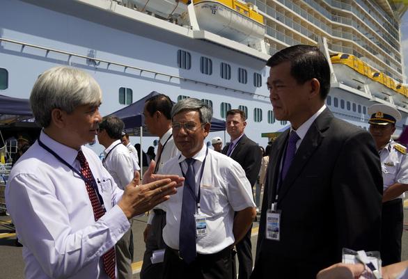 Hãng tàu Mỹ xin xây cảng tàu khách quốc tế ở Vũng Tàu - Ảnh 3.
