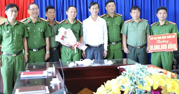 Phá chuyên án đánh thuốc mê cướp tài sản hàng loạt người ở Đà Nẵng - Ảnh 1.