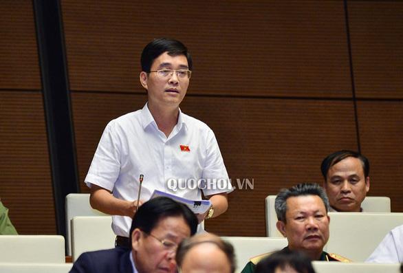 Bộ trưởng Nguyễn Chí Dũng: Quốc hội duyệt hết được 9.000 dự án đầu tư công không? - Ảnh 1.