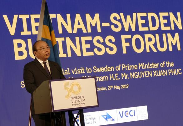 Thủ tướng Thụy Điển 'mượn' Kiều để nói về quan hệ với Việt Nam - Ảnh 2.