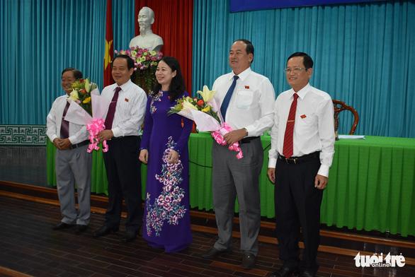 Ông Nguyễn Thanh Bình giữ chức Chủ tịch UBND tỉnh An Giang - Ảnh 1.