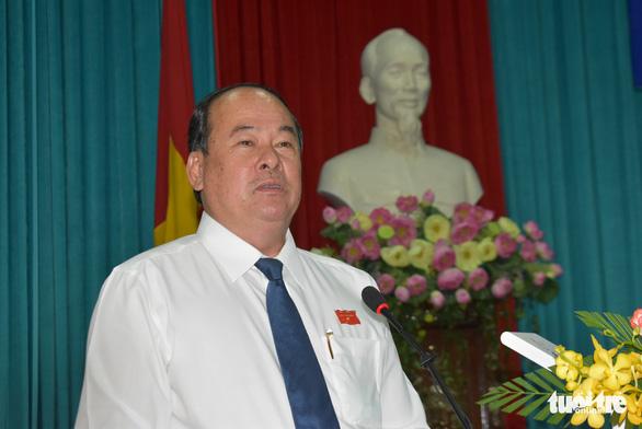 Ông Nguyễn Thanh Bình giữ chức Chủ tịch UBND tỉnh An Giang - Ảnh 2.