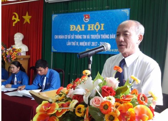 Cựu chánh văn phòng Tỉnh ủy Đắk Nông bị truy tố vì nghiệm thu khống - Ảnh 1.