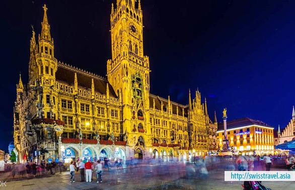 Tour khám phá Thụy Sĩ, Đức, Áo, Hungary, Slovakia, Séc - Ảnh 2.