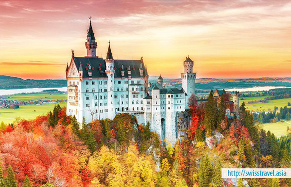 Tour khám phá Thụy Sĩ, Đức, Áo, Hungary, Slovakia, Séc - Ảnh 3.