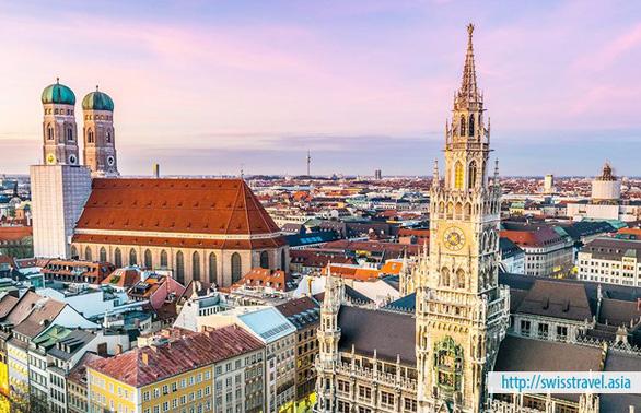Tour khám phá Thụy Sĩ, Đức, Áo, Hungary, Slovakia, Séc - Ảnh 6.