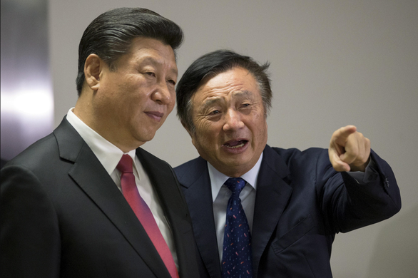 Nhà sáng lập Huawei: Apple là thầy giáo, sao tôi lại đi phản thầy được - Ảnh 2.