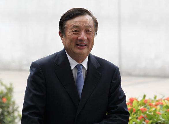Nhà sáng lập Huawei: Apple là thầy giáo, sao tôi lại đi phản thầy được - Ảnh 1.
