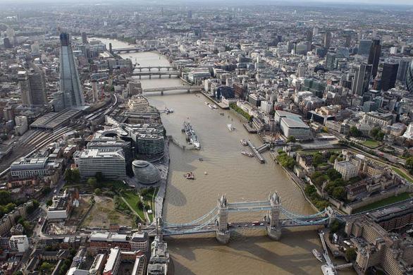 Các con sông đang nhiễm đầy kháng sinh - Ảnh 1.