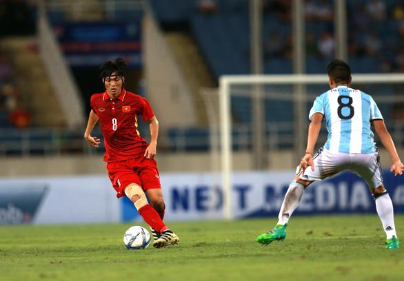 HLV Park gọi Tuấn Anh, Văn Thanh lên tuyển dự Kings Cup - Ảnh 1.