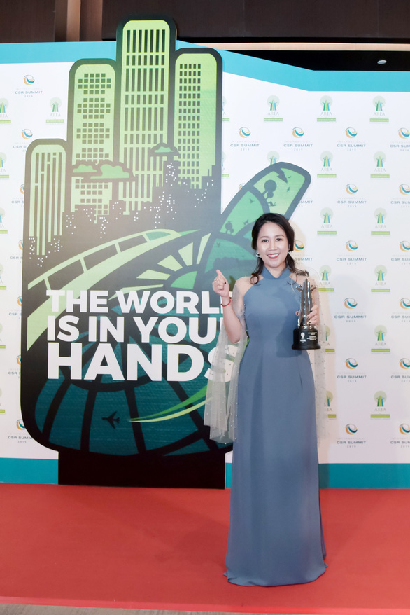 Một doanh nghiệp Việt thắng giải AREA 2019 - Ảnh 2.