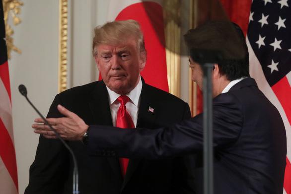 Đây, bài toán khó nhất ông Trump gửi ông Abe! - Ảnh 1.