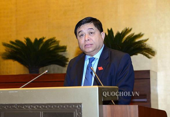 Chính phủ muốn cấm dịch vụ đòi nợ thuê, Quốc hội đề nghị quản lý chặt - Ảnh 1.
