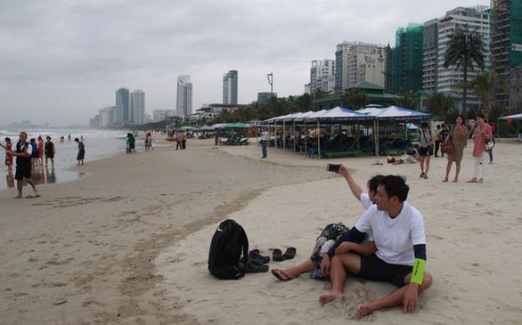 Đất ven biển Đà Nẵng sau thu hồi sẽ thành bãi xe, công viên - Ảnh 1.