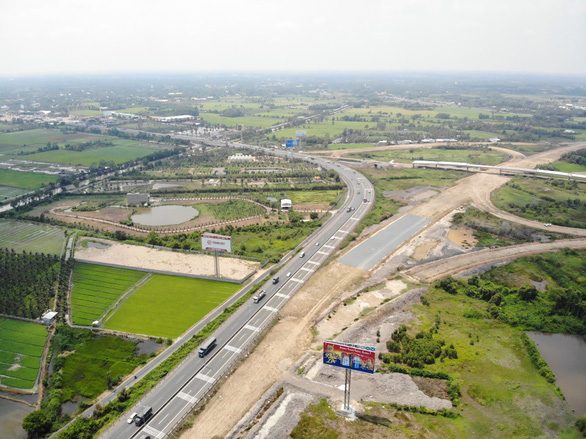 Cao tốc Trung Lương - Mỹ Thuận sẽ đưa vào vận hành trước 15-7-2021 - Ảnh 3.