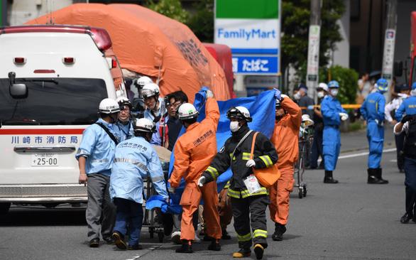 Tấn công dao kinh hoàng tại Nhật, hàng chục học sinh tiểu học thương vong - Ảnh 4.
