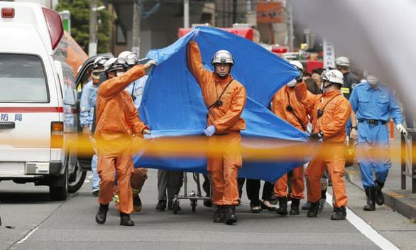 Tấn công dao kinh hoàng tại Nhật, hàng chục học sinh tiểu học thương vong - Ảnh 6.