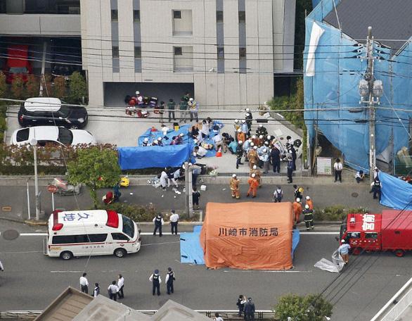 Tấn công dao kinh hoàng tại Nhật, hàng chục học sinh tiểu học thương vong - Ảnh 1.